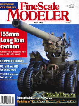 FineScale Modeler Vol.13 №5 (May 1995)
