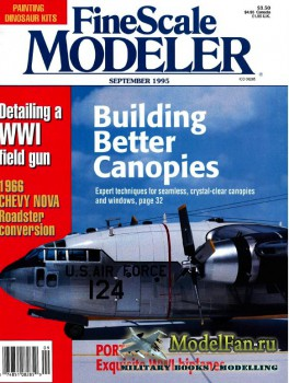 FineScale Modeler Vol.13 №7 (September 1995)