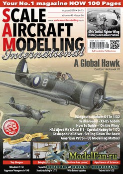 Scale Aircraft Modelling (August 2018) Vol.40 №6