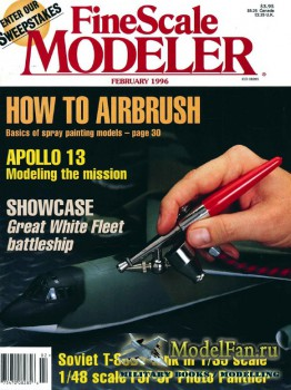 FineScale Modeler Vol.14 №2 (February 1996)