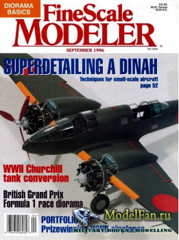 FineScale Modeler Vol.14 №7 (September 1996)