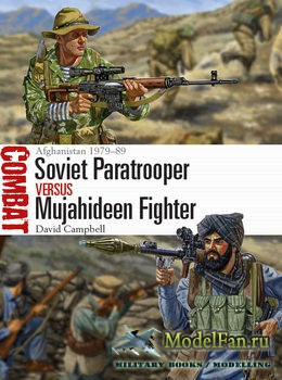 Osprey - Combat 29 - Soviet Paratrooper vs Mujahideen Fighter