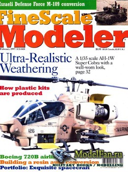 FineScale Modeler Vol.15 №2 (February 1997)
