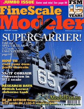 FineScale Modeler Vol.15 №3 (March 1997)