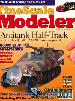 FineScale Modeler Vol.15 №4 (April 1997)