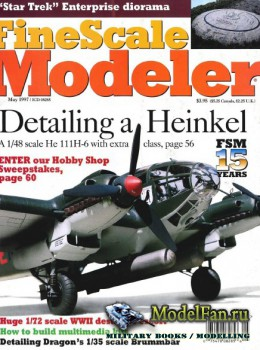 FineScale Modeler Vol.15 №5 (May 1997)