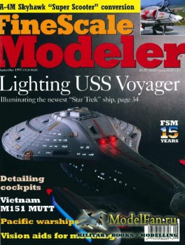 FineScale Modeler Vol.15 №7 (September 1997)