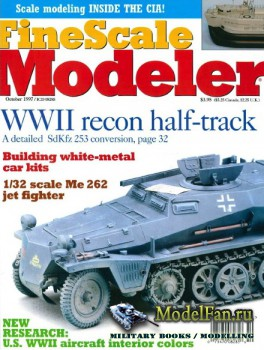 FineScale Modeler Vol.15 №8 (October 1997)