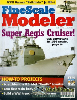FineScale Modeler Vol.15 №10 (December 1997)