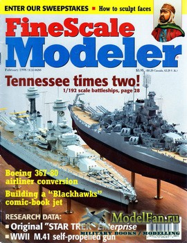 FineScale Modeler Vol.16 №2 (February 1998)