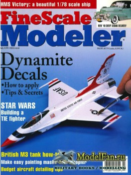 FineScale Modeler Vol.17 №6 (July 1999)