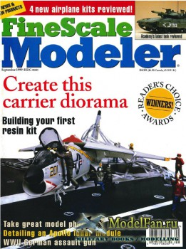FineScale Modeler Vol.17 №7 (September 1999)