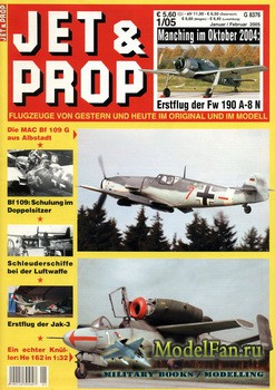 Jet & Prop 1/2005 (January/February 2005)
