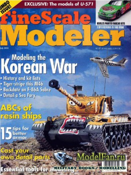 FineScale Modeler Vol.18 №6 (July 2000)