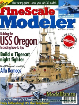 FineScale Modeler Vol.18 №7 (September 2000)