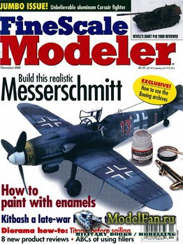 FineScale Modeler Vol.18 №9 (November 2000)