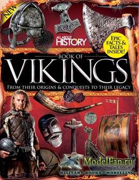 All About History: Book of Vikings (4th Editions)