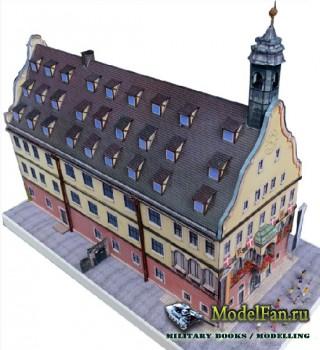 Das Schwörhaus von Ulm /Donau