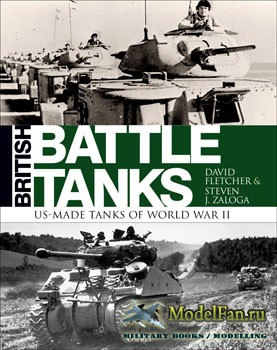 Osprey - General Military - British Battle Tanks: American-made World War I ...