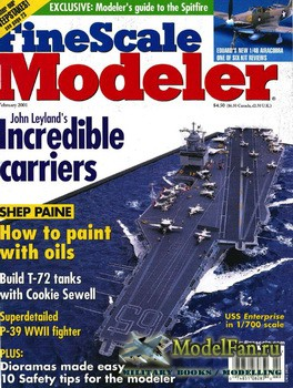 FineScale Modeler Vol.19 №2 (February 2001)