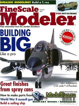 FineScale Modeler Vol.19 №8 (October 2001)