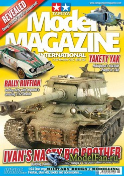 Tamiya Model Magazine International №205 (November 2012)