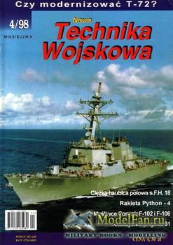 Nowa Technika Wojskowa 4/1998