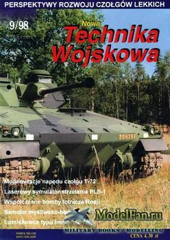 Nowa Technika Wojskowa 9/1998