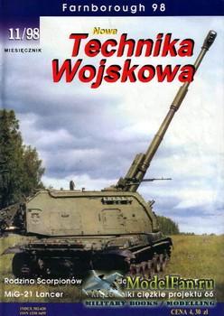 Nowa Technika Wojskowa 11/1998