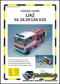 Ripper Works 008 - Liaz XA 18.29 CAS K25