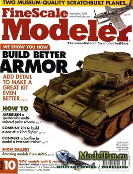 FineScale Modeler Vol.26 №7 (September 2008)