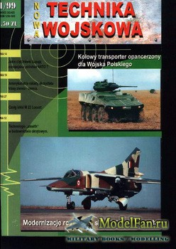 Nowa Technika Wojskowa 1/1999