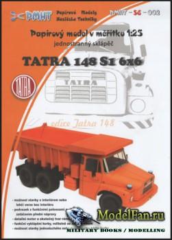 PMHT SE 2 (Papírové Modely Hasičské Techniky) - Tatra 1 ...
