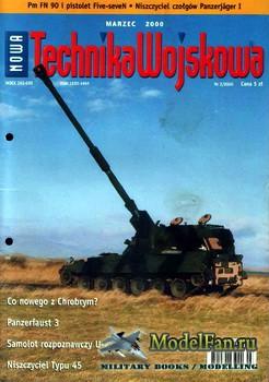 Nowa Technika Wojskowa 3/2000