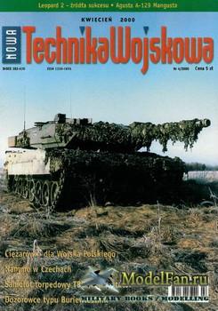 Nowa Technika Wojskowa 4/2000