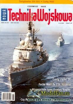 Nowa Technika Wojskowa 6/2000