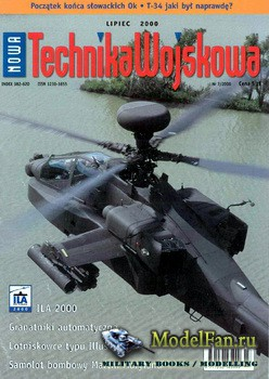 Nowa Technika Wojskowa 7/2000