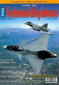 Nowa Technika Wojskowa 11/2000