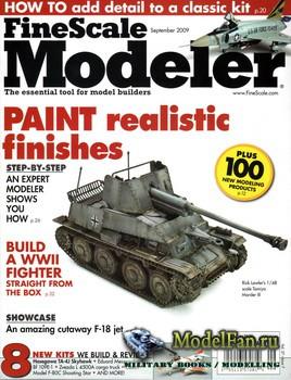 FineScale Modeler Vol.27 №7 (September 2009)