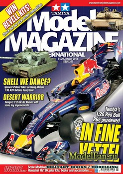 Tamiya Model Magazine International №207 (January 2013)