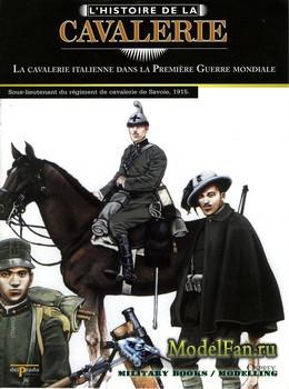 Osprey - Histoire de la Сavalerie 13 - La Cavalerie Italienne Dans la Premi ...
