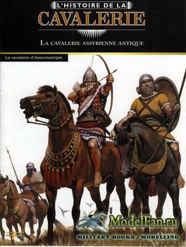 Osprey - Histoire de la Сavalerie 20 - La Cavalerie Assyrienne Antique