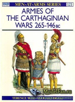 Osprey - Men at Arms 121 - Armies of the Carthaginian Wars 256-146BC