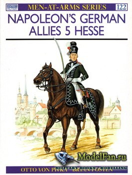 Osprey - Men at Arms 122 - Napoleon's German Allied 5 Hessen
