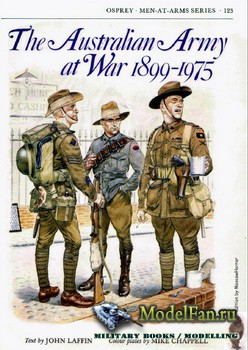 Osprey - Men at Arms 123 - The Australian Army at War 1899-1975