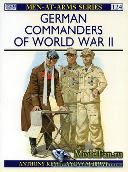 Osprey - Men at Arms 124 - German Commanders of World War II