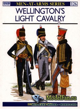 Osprey - Men at Arms 126 - Wellington's Light Cavalry