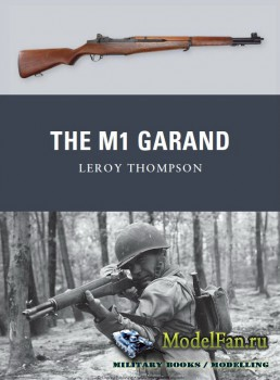 Osprey - Weapon 16 - The M1 Garand