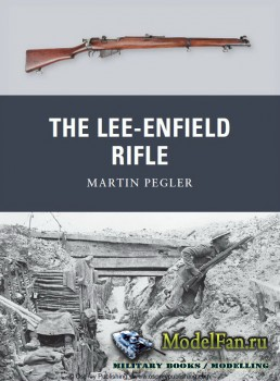 Osprey - Weapon 17 - The Lee-Enfield Rifle