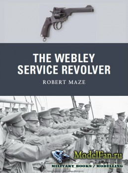 Osprey - Weapon 19 - The Webley Service Revolver